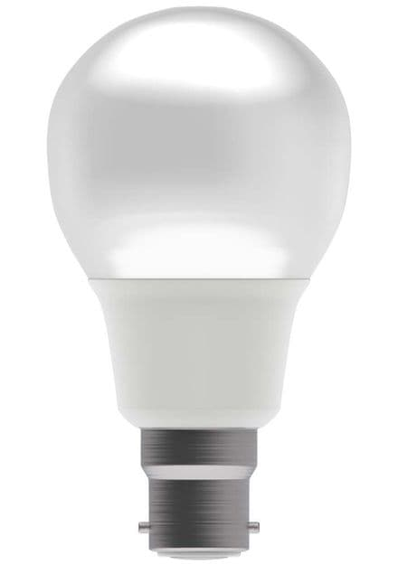BELL 60174 12W LED Dimmable GLS Opal BC 2700K